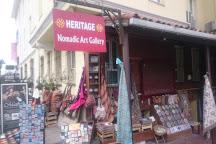 Heritage Nomadic Art Gallery, Istanbul, Turkey