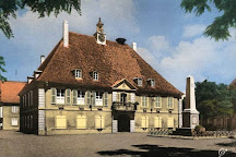 Hotel de ville de Neuf-Brisach, Neuf-Brisach, France