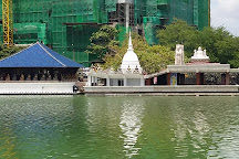 Seema Malakaya Temple, Colombo, Sri Lanka