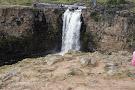 Orkhon Waterfall