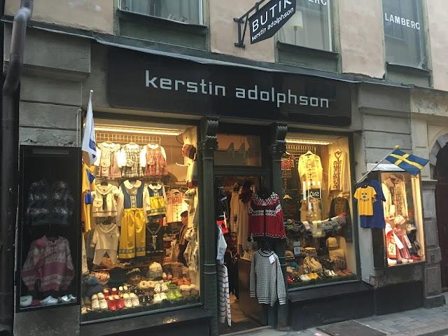 Adolphson, Kerstin