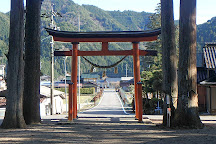 Togakushi Shrine, Gujo, Japan