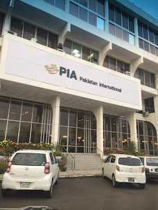 PIA Booking Office islamabad