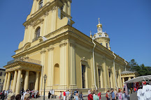 Peter and Paul Cathedral, St. Petersburg, Russia