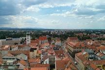 Black Tower (Cerna vez), Ceske Budejovice, Czech Republic