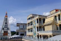 World War II and JEATH War Museum, Kanchanaburi, Thailand