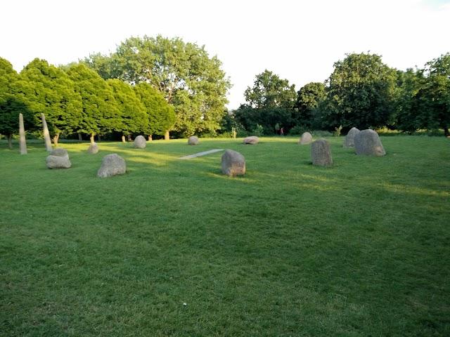 Hilly Fields Park