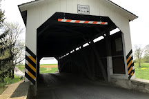 Erbs Covered Bridge, Lititz, United States