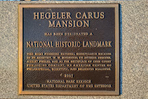 Hegeler Carus Mansion, LaSalle, United States