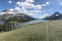 Upper Waterton Lake, Waterton Lakes National Park, Canada