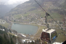 Titlis Bridge, Engelberg, Switzerland