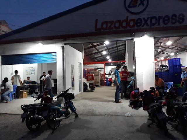Lazada Bình Thạnh