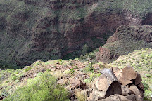 Mirador El Guriete, Gran Canaria, Spain