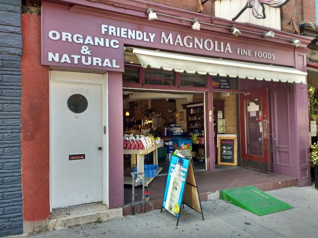 Organic Fine Food