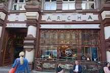 Archa Theatre, Prague, Czech Republic