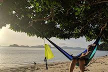 Marimegmeg Beach, El Nido, Philippines