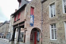 Musee Emmanuel de la Villeon, Fougeres, France