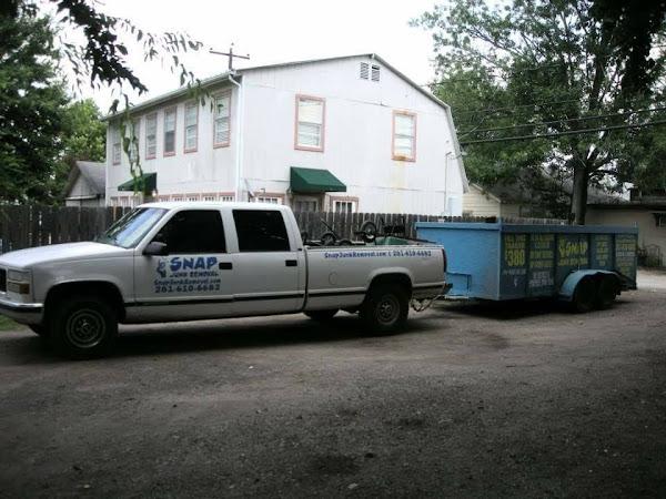 Dumpster Rental - Snap Junk Removal
