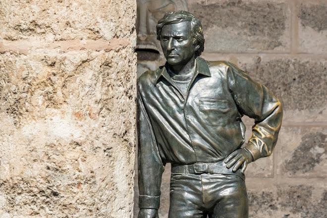 Monument to Antonio Gades, Havana, Cuba