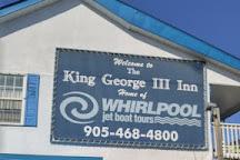 Whirlpool Jet Boat Tours, Niagara-on-the-Lake, Canada