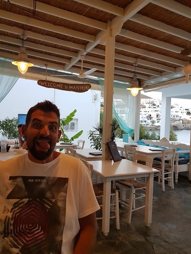 Maistrali Taverna Astypalea