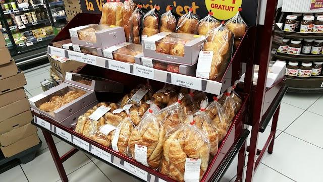Auchan Supermarché Villefranche