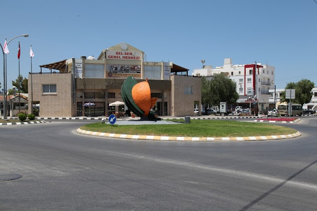 Guzelyurt Bus Terminal