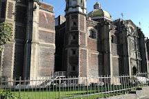 Basilica de Santa Maria de Guadalupe, Mexico City, Mexico