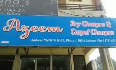 Azeem Dry Cleaners lahore
