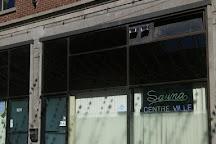 Sauna Centre-Ville, Montreal, Canada