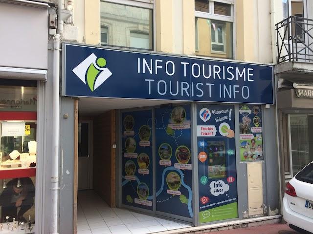 Office de Tourisme Caux Vallée de Seine - Accueil de Bolbec
