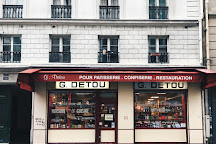 G. Detou, Paris, France