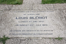 Bleriot Memorial, Dover, United Kingdom