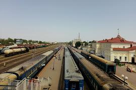 Железнодорожная станция  Herson