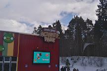 Angry Birds Activity Park Vuokatti, Vuokatti, Finland