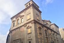 Iglesia de San Anton, Granada, Spain