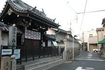 Sainennji Temple, Osaka, Japan