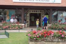 Office de Tourisme Intercommunal de Deauville, Deauville City, France
