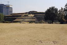 Zona Arqueológica Cuicuilco, Mexico City, Mexico