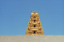 Sri Durgaparameshwari Temple, Mandarthi, India