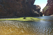 Ellery Creek Big Hole, Alice Springs, Australia