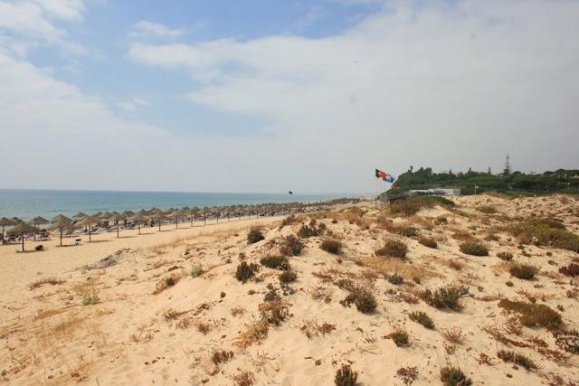 Praia do Vale do Garrão