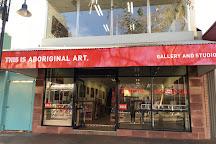 This is Aboriginal Art, Alice Springs, Australia