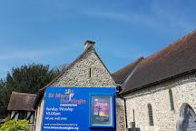St Marys Church, Chessington, United Kingdom