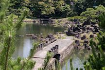 Former Shiba Rikyu Gardens, Minato, Japan