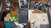 Центр Истории Новосибирской Книги, улица Ленина на фото Новосибирска