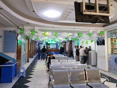 Mawlana Hospital