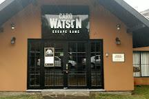 Caro Watson Escape Game, Gramado, Brazil