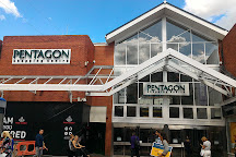 Pentagon Shopping Centre, Chatham, United Kingdom
