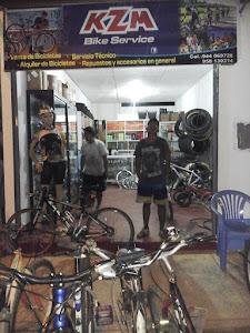 KZM Bike Service 0